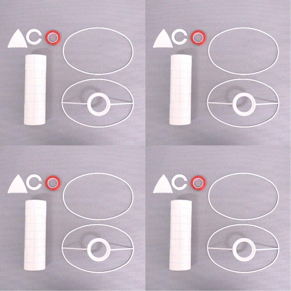 ランプシェード手作りキット( S ) グループセット Lamp Shade DIY kit ( S ) Group Set