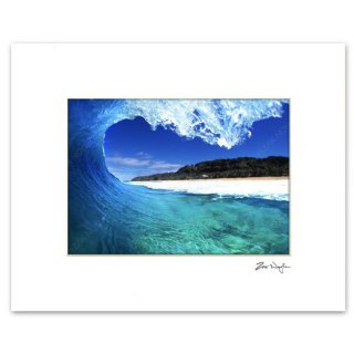 Zak Noyle<br>Matted Print<br>Perfect Curl