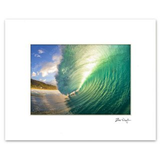 Zak Noyle<br>Matted Print<br>Green Room