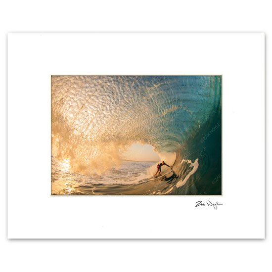 Zak Noyle<br>Matted Print<br>Sunrise Session