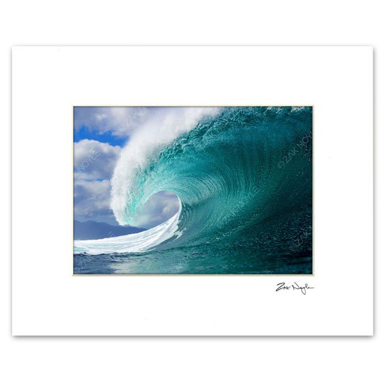 <img class='new_mark_img1' src='//img.shop-pro.jp/img/new/icons53.gif' style='border:none;display:inline;margin:0px;padding:0px;width:auto;' />Zak Noyle<br>Matted Print<br>Winter Swell