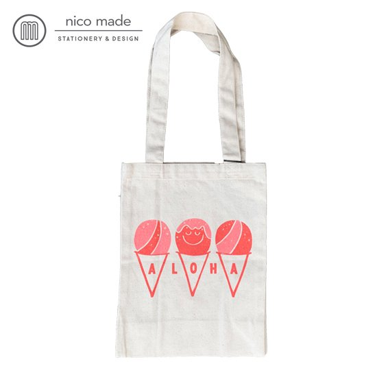 <img class='new_mark_img1' src='//img.shop-pro.jp/img/new/icons16.gif' style='border:none;display:inline;margin:0px;padding:0px;width:auto;' />nico made<br>Tote Bag<br>