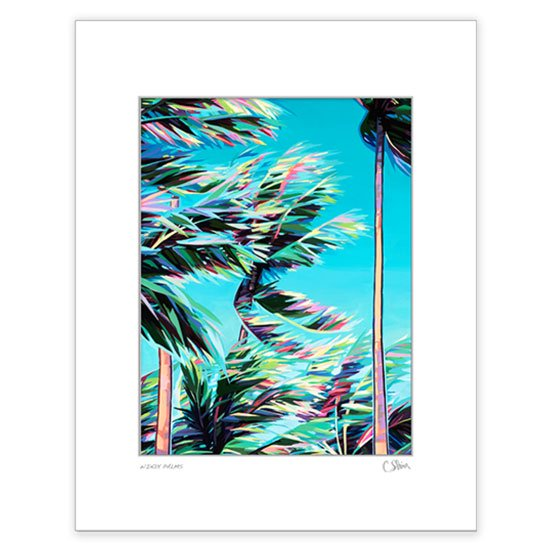 Christie Shinn<br>Matted Print<br>