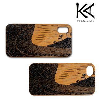 KEAN ARTS<br>iPhone ケース <br> WOOD<br> for iPhone 7/8/SE2/X/XS
