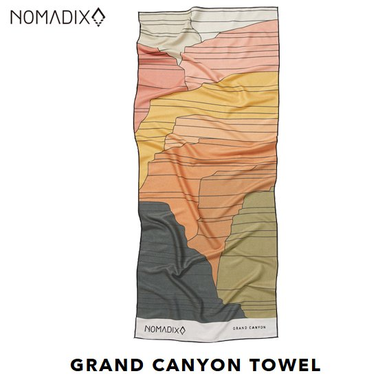 THE NOMADIX TOWEL <br>GRAND CANYON<br>