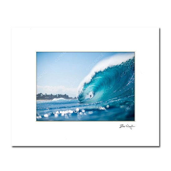Zak Noyle<br>Matted Print<br>BACKDOOR