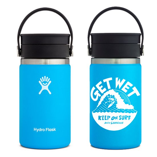 LOOSEMAN × Hydro Flask<br>コラボボトル12oz FLEX SIP<br>Pacific