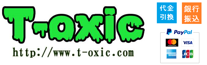 バンドTシャツ専門店T-oxic(トキシック)
