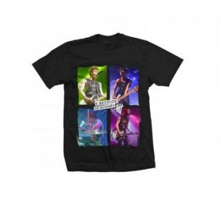 5 SECONDS OF SUMMER Live In Colours, Tシャツ