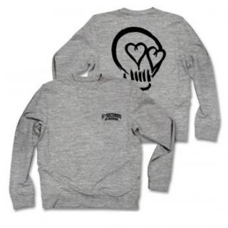 5 SECONDS OF SUMMER Skull Grey, スウェットシャツ