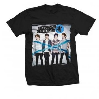 5 SECONDS OF SUMMER Album Shirt 11, Tシャツ