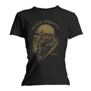 BLACK SABBATH US Tour 1978, レディースTシャツ