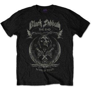 BLACK SABBATH The End Mushroom Cloud, Tシャツ