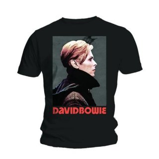 DAVID BOWIE Low Portrait, Tシャツ