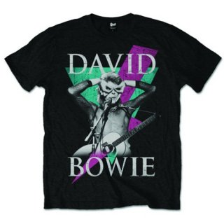 DAVID BOWIE Thunder, Tシャツ