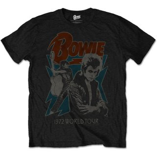 DAVID BOWIE 1972 World Tour, Tシャツ