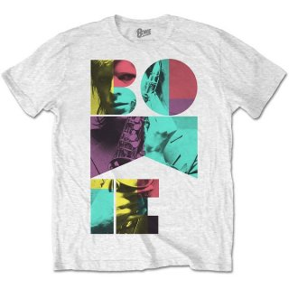DAVID BOWIE Colour Sax, Tシャツ
