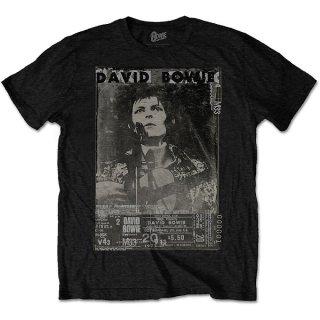 DAVID BOWIE Ziggy, Tシャツ