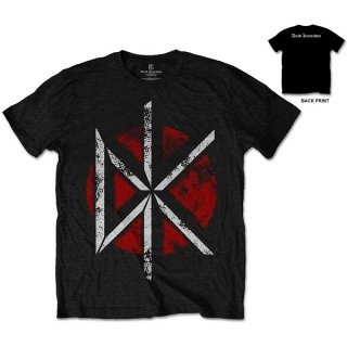 DEAD KENNEDYS Vintage Logo with Back Printing, Tシャツ