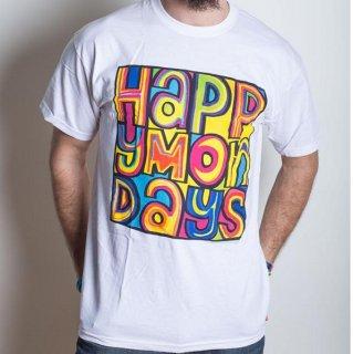 HAPPY MONDAYS Logo, Tシャツ