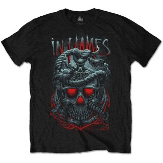 IN FLAMES Through Oblivion, Tシャツ