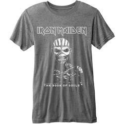 IRON MAIDEN The Book of Souls (Burn Out), Tシャツ
