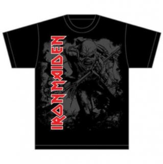 IRON MAIDEN Hi-Contrast Trooper, Tシャツ