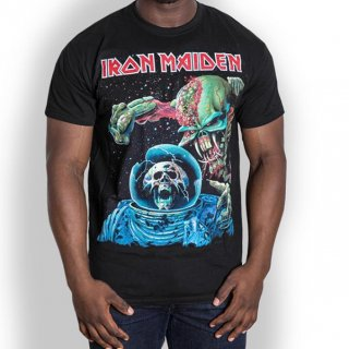 IRON MAIDEN Final Frontier Album, Tシャツ