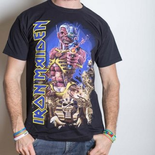 IRON MAIDEN Somewhere Back in Time, Tシャツ