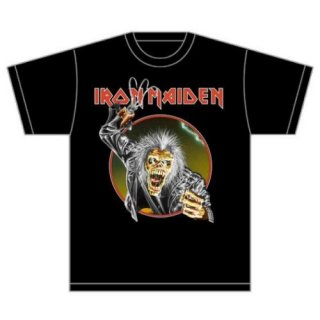 IRON MAIDEN Eddie Hook, Tシャツ