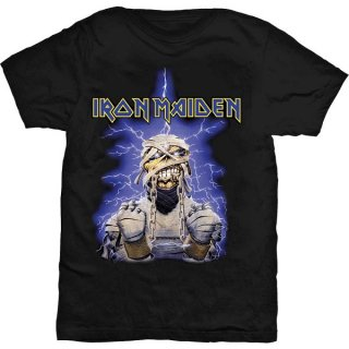 IRON MAIDEN Power Slave Mummy, Tシャツ