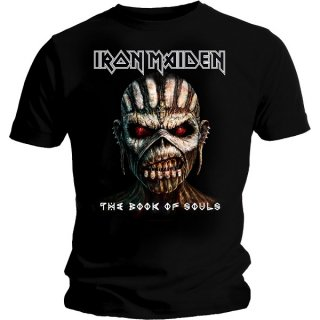 IRON MAIDEN The Book of Souls, Tシャツ
