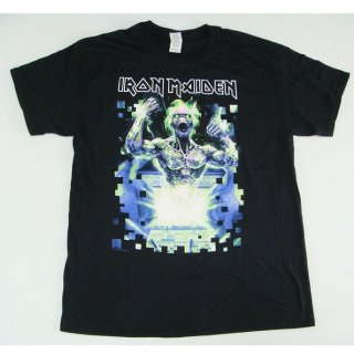 IRON MAIDEN Speed Of Light, Tシャツ