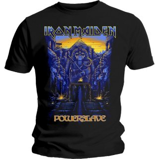 IRON MAIDEN Dark Ink Powerslaves, Tシャツ