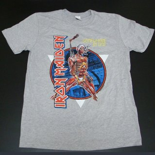 IRON MAIDEN Somewhere in Time, Tシャツ