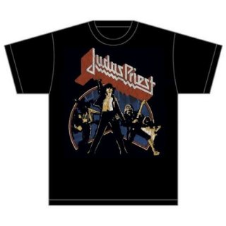 JUDAS PRIEST Unleashed Version 2, Tシャツ