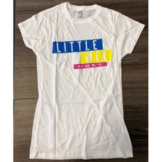 LITTLE MIX Logo Blue/Yellow/Pink (Ex Tour), レディースTシャツ