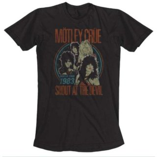 MOTLEY CRUE Vintage World Tour, Tシャツ