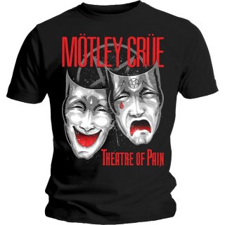 MOTLEY CRUE Theatre Of Pain Cry, Tシャツ