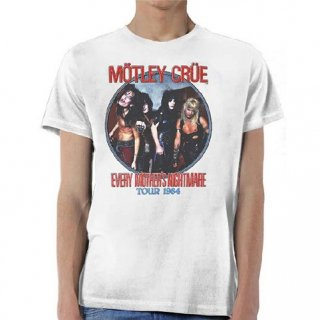 MOTLEY CRUE Every Mothers Nightmare, Tシャツ