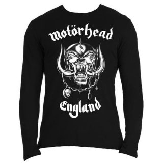 MOTORHEAD England, ロングTシャツ