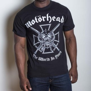 MOTORHEAD Iron Cross, Tシャツ