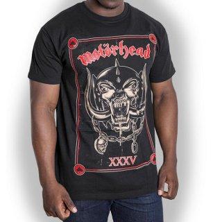 MOTORHEAD Anniversary (Propaganda), Tシャツ