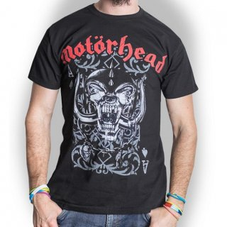 MOTORHEAD Playing Card, Tシャツ