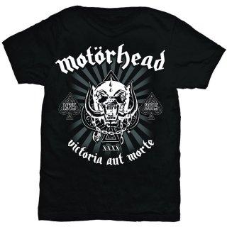 MOTORHEAD Victoria Aut Morte, Tシャツ