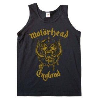MOTORHEAD England Gold, タンクトップ(レディース)
