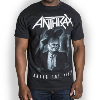 ANTHRAX Among the Living, Tシャツ