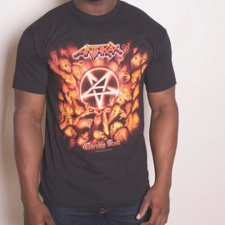 ANTHRAX Worship Music, Tシャツ