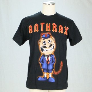 ANTHRAX TNT Cover, Tシャツ