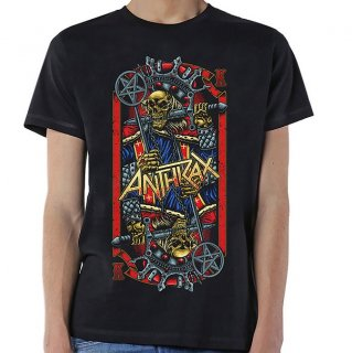 ANTHRAX Evil King, Tシャツ